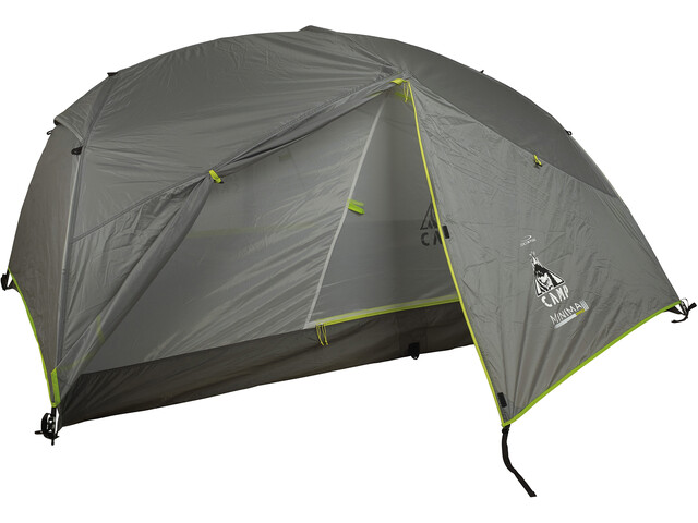 Camp Minima 3 Pro Tent grey/lime